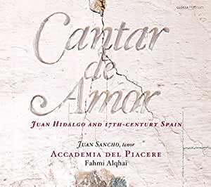 Cantar de Amor - Juan Hidalgo und das Spanien des 17. Jahrhunderts