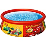 AK Sport 183 x 51 cm Intex Cars Pool