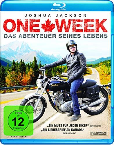One Week - Das Abenteuer seines Lebens [Blu-ray]