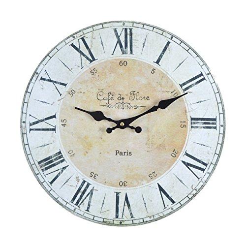 Orologio da muro - Cafe de Flore Paris - Silenzioso orologio ...