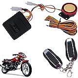 Vheelocityin Bike / Motorcycle/ Scooter Remote Start AlarmFor Tvs Sport
