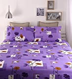 100% Cotton Double Bedsheets With 2 Pill...