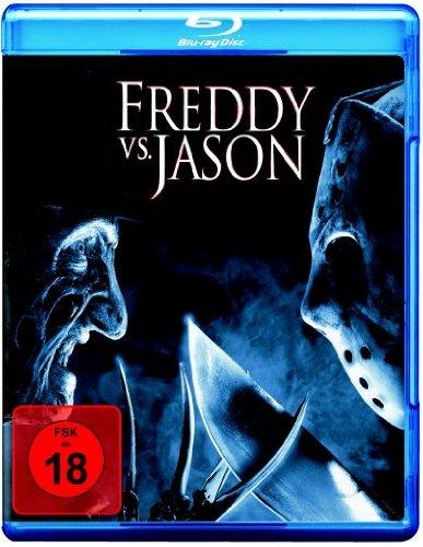 Freddy vs. Jason [Blu-ray] - Horror-slasher-filme