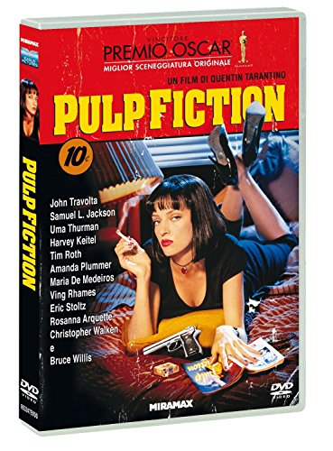 Pulp Fiction con Ricettario (3 DVD)