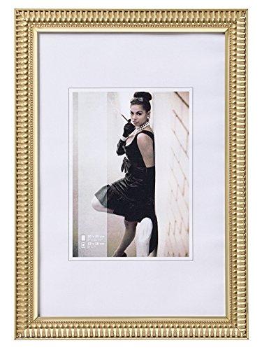 Walther JF040C Bilderrahmen Tiffany Rahmen, 30 x 40 cm, champagner