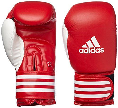 adidas Boxhandschuhe Ultima, Rot, 14, ADIBC02