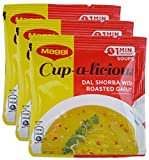 #7: Big Bazaar Combo - Maggi Soup Mix Roasted Garlic, 15g (Pack of 3) Promo Pack