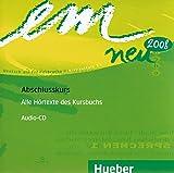 EM NEU 2008 ABSCHL.CD-Audio KB [Lingua tedesca]