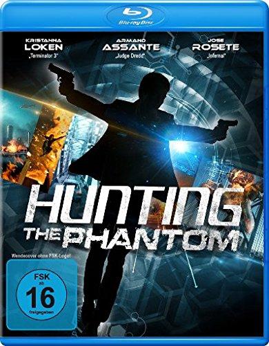 Hunting the Phantom [Blu-ray] Preisvergleich