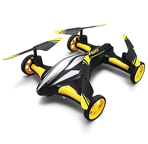 Goolsky JJR original / C H23 2.4G 4 canales 6-Axis Gyro aire-tierra...