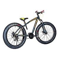 Megawheels Aluminium Fat Bike 26 inch- Orange