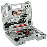 Lixada Fahrrad Werkzeugkoffer Multifunktions Reparatur Werkzeug Set für Montagearbeiten und Reparaturen