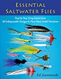 Image de Essential Saltwater Flies: Step-by-Step Tying Instructions; 38 Indispensable Des