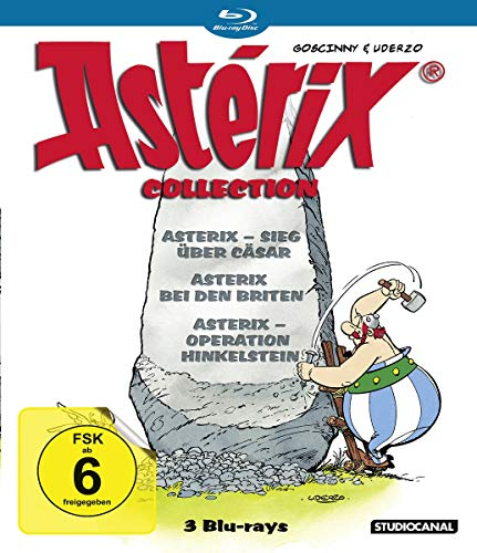 Asterix Collection [Blu-ray]