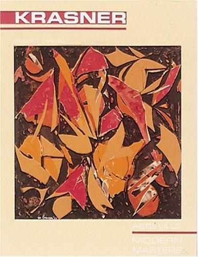 Lee Krasner (Modern Masters) by Robert Carleton Hobbs (1993-10-07)