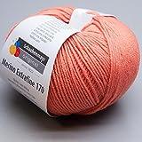 Schachenmayr Merino Extrafine 170 - 034 koralle 50g Wolle