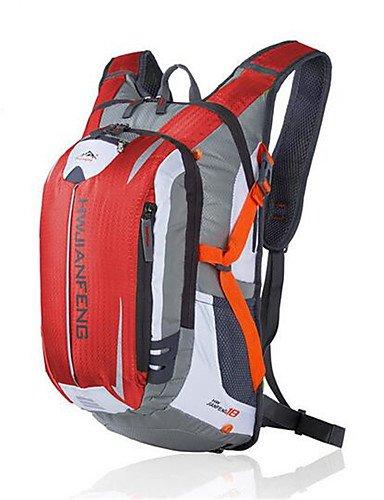 HWB/ <20 L Radfahren Rucksack / Rucksack Camping & Wandern / Klettern / Legere Sport / Reisen / Radsport Drauu00dfen / Legere SportWasserdicht / light green