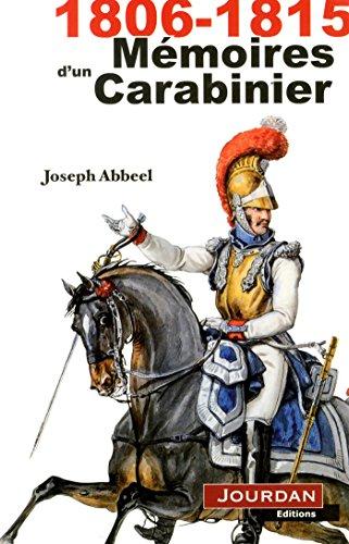 Carabinier à cheval 1806-1815