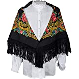 552f4f301a232 Pañuelo regional - mantón regional - pañuelo tradicional
