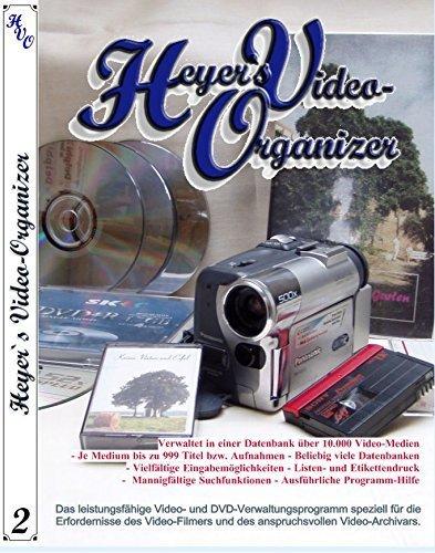 Preisvergleich Produktbild Heyers Video-Organizer