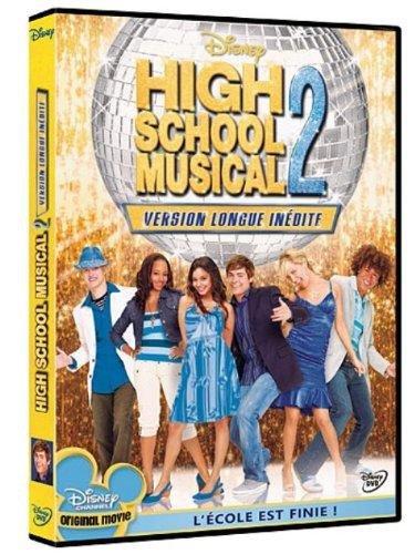 High School Musical 2, l'école est finie : Version longue inédite