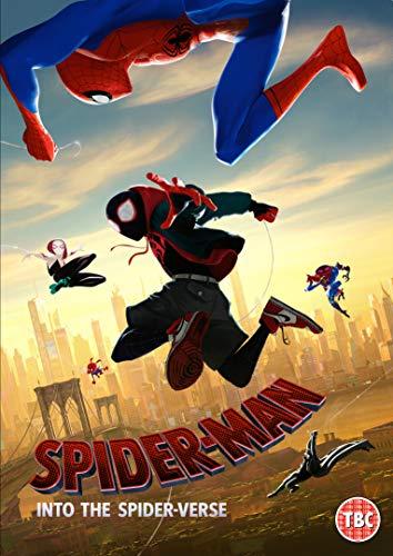 Spider-man Into The Spider-Verse [DVD] [2018]