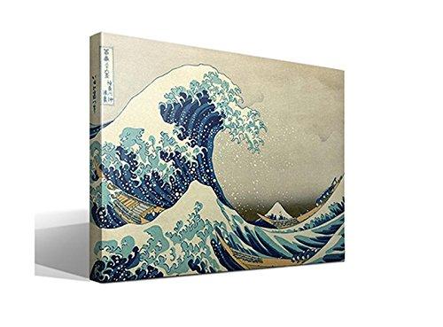 Adro Canvas La Gran Ola Kanagawa Katsushika Hokusai