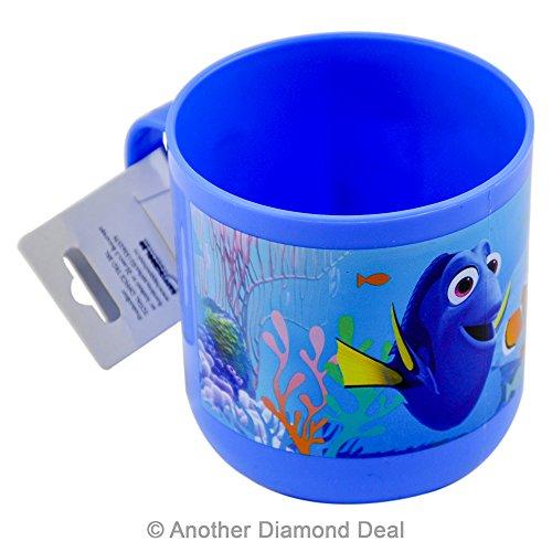 Disney Pixar f106300-Finding Dory plastica tazza bicchiere 300ml