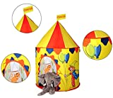 PIGLOO Circus Pop Up Play Tent House for...