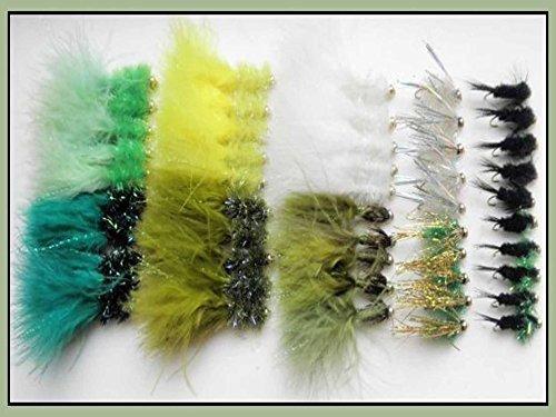 50-goldhead-esche-e-montanas-trout-flies-misura-10-mosche-per-pesca-in-lago-con-testa-perlina