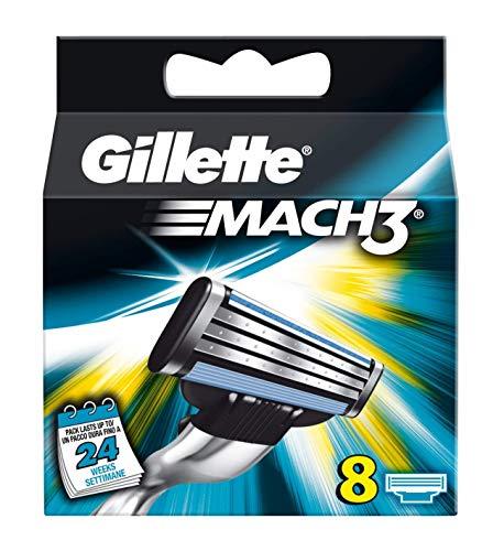 Gillette Mach 3cuchillas