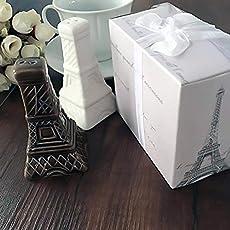 Smartcraft Eiffel Tower Salt and Pepper Shaker