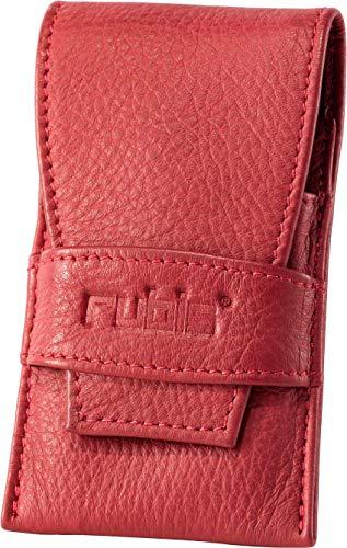 RUBIS S1102–Funda 4piezas equipado con rubis piel Tijeras Colibri, Mini cortaúñas,–Clavo con limpiador piel picaporte, cristal Lima de uñas