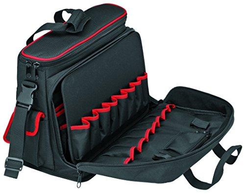 KNIPEX 00 21 10 LE Werkzeug- und Notebooktasche für den Servicetechniker leer
