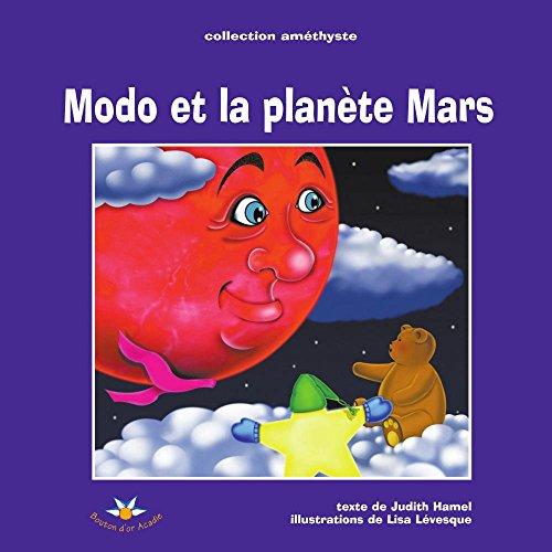 Modo et la planete mars