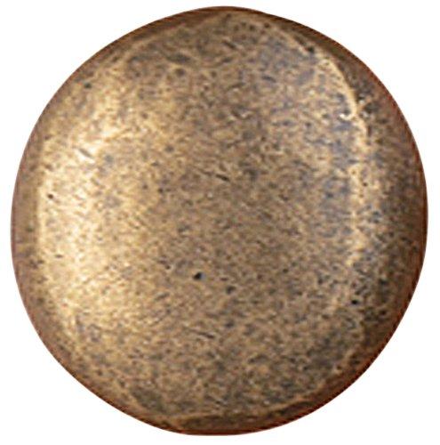 AIW 1–1/4in. Spezielle Bronze Oval Möbelknopf, Set von 5