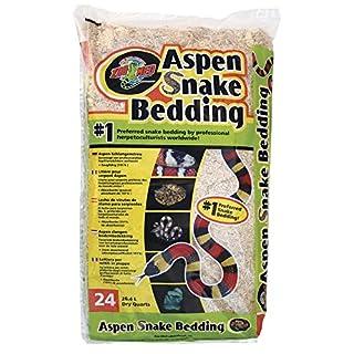 zoomed Zoo Med SB-24 Aspen Snake Bedding, 26.4 Litre
