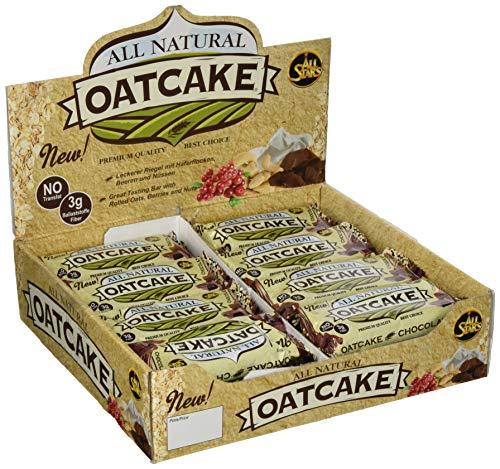 All Stars All Natural Oatcake Bar (24 x 80 g)