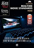 Realtime Movie Standards: Realtime Movie Standars für Piano  |  Piano  |  Buch & CD