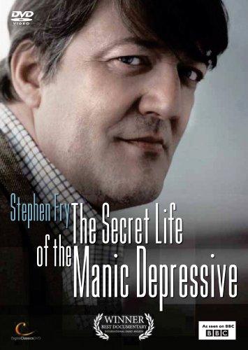 Stephen Fry's The Secret Life Of The Manic Depressive [DVD] [2008] [UK Import]