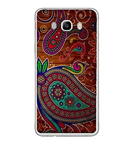 Fuson Designer Back Case Cover for Samsung Galaxy J5 (6) 2016 :: Samsung Galaxy J5 2016 J510F :: Samsung Galaxy J5 2016 J510Fn J510G J510Y J510M :: Samsung Galaxy J5 Duos 2016 (artistic work painting beautiful india)