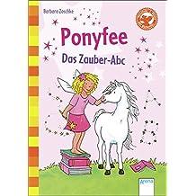 Ponyfee. Das Zauber-Abc.: Der Bücherbär: Allererstes Lesen