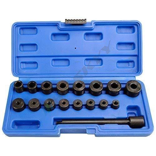 Kupplungsdorn Set Zentrierdorn Kupplung Werkzeug Zentriergerät Dorn Satz KFZ