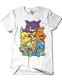 1527-Camiseta Premium, Pokemon - Pokegroup