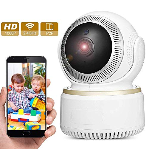 Biback Smart Security Camera, Wi...