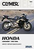 Honda CBR600RR 2003-2006 (CLYMER MOTORCYCLE REPAIR)