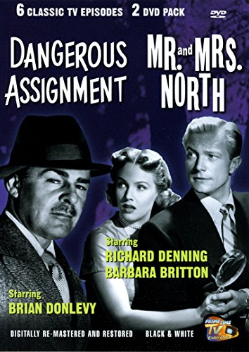 Prime Time TV From the Early Days: Mr. and Mrs, North and...