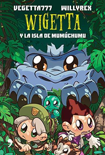 Wigetta Y La Isla de Mumuchumu por Vegetta777
