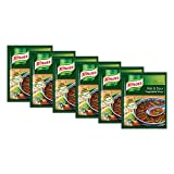 #7: Knorr Chinese Hot and Sour Vegetable Soup, 43g (Pack of 6)