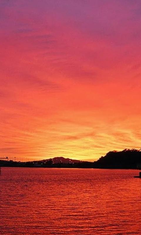 Sonnenuntergang Hintergrundbilder: Amazon.de: Apps für Android